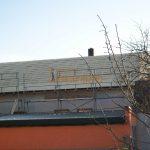 Umdeckung mit Aufdachdämmung